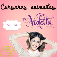 Cursores Animados Violetta by RoohEditions