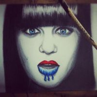 JESSIE J by brunoarandap