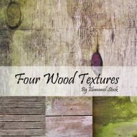 Wood Texture Pack by Elaweasel