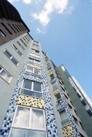 Colourful tiles by TLO-Photography