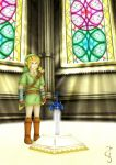 Link: A Hero's Decision by Fenrisfang