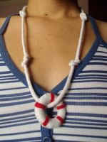 Sailor Necklace by x-ama