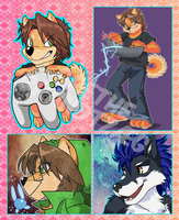 Patreon reward collage 2 by Grethe--B