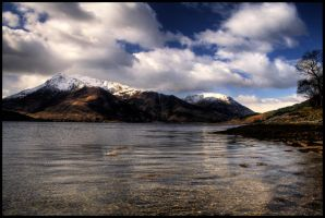 Loch Leven 2 by Project-Firefly