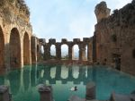 Flooded Ancient Ruins by cccocanicola