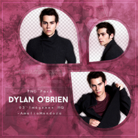 DYLAN O'BRIEN  PNG Pack #6 by LoveEm08