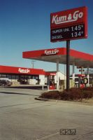 Kum and Go by Crigger