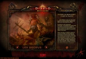 Diablo 3 Encyclopedia by Panperkin