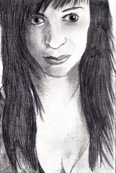 Eve Myles by snow-white-king