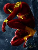 spiderman 3 Iron Suit by Rene-L