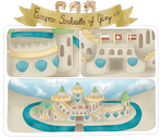 HetaNEXT Summer: European Sandcastle of Glory by WhatsTheDrizzle