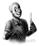 ''I'm just a chef!..'' by AdolfWolfed4Life