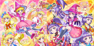 New Pretty Cure! by Space-Nik-Luver