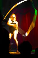 Montreal burlesque 4 by Jolabrute