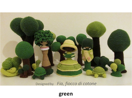 Green by cottonflake