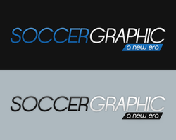 Soccer Graphic A New Era Logo by OmarMootamri