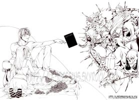 Death Note echange by sipries