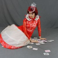 The Red Queen of Hearts 16 by MajesticStock