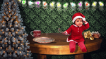 They forgot your cookies, Santa.... by Elsapret