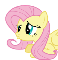 Vector #586 - Fluttershy #32 by DashieSparkle