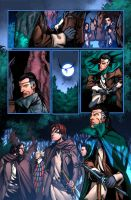 Wheel of Time issue 8 page 5 by NicChapuis