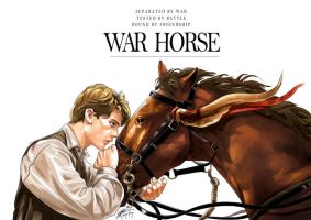 WAR HORSE by SantaFung