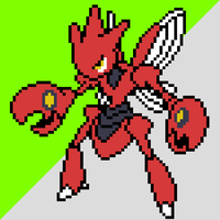212 Scizor by jokernaiper
