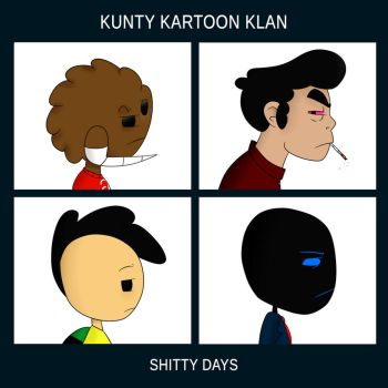 Kunty Kartoon Klan by Grizzly-MEAT