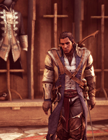 Connor kenway by Krystalrose87