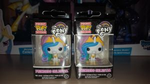 Porte-cle/keychain My Little Pony - Celestia by cedricc666