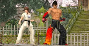 Karate Training by DRAGUNOV911