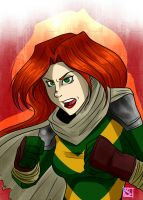 Day 5: Hope Summers by MataGroovie