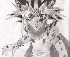 Pharaoh Atem by CookieRansacked
