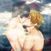 APH+You're my Hero+:Yaoi:+ by Ludra-Jenova