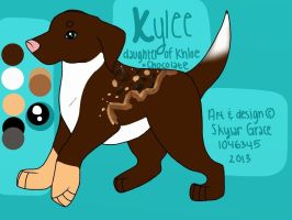 kylee by wolfhailstorm