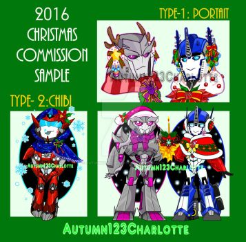 2016Xmas sample by Autumn123Charlotte