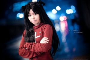Fate/Stay Night -  Tohsaka by KURA-rin