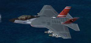 F-35C Tomcatters 2 by agnott