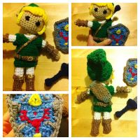 Link Amigurumi by PurpleTakara