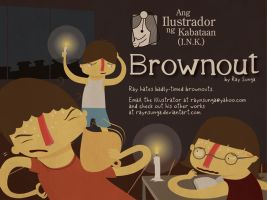 brownout by raynsunga