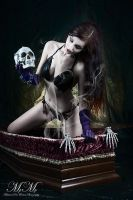 Queen of death by CradleOfDoll