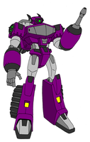 Shockwave Animated by phantomhunter