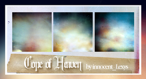 Cope of Heaven by innocentLexys