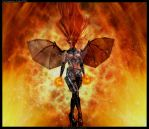 The Firedemoness by Egank0