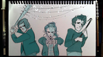37: Come and get it (Stranger Things) by Samiriam