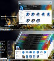 Brilliant Desktop. by Fiazi