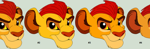 Kion's Colors by Child-Of-Hades