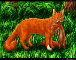 Squirrelflight by Vialir