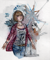 Life is strange-Max Caulfield by Ruinless