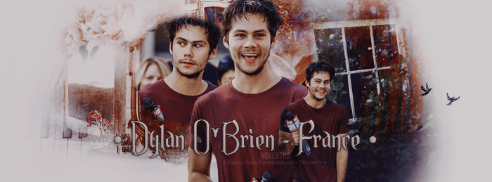 Dylan O'Brien - France by N0xentra